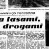 Sołtysi wielkiego Szczecina (4) –  Za lasami, za drogami (Jezierzyce)
