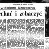 Sołtysi wielkiego Szczecina (11) – Pojechać i zobaczyć (Gumieńce)