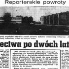Sołtysi wielkiego Szczecina (14) – Sołectwa po dwóch latach (Suplement III)