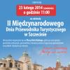 II Międzynarodowy Dzień Przewodnika Turystycznego w Szczecinie