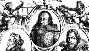 Mapa Lubinusa - Filip II
