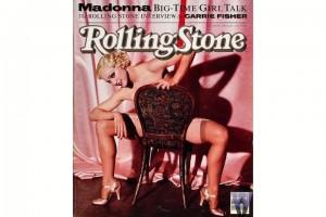 1) Madonna jako Dita Parlo na okładce Rolling Stone