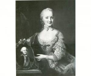 10) Fryderyka Dorota - matka