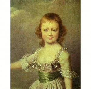 Olga - córka