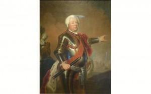 12) Fryderyk Wilhelm I