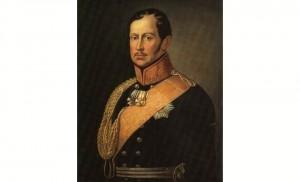 13) Fryderyk Wilhelm- król Prus