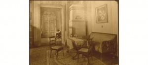 13) Pokój w pałacu w Żelechowej