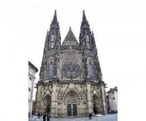 15) Katedra św. Wita w Pradze