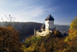 15) Zamek w Karlstejnie