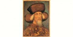 15) Zygmunt Luksemburski – syn