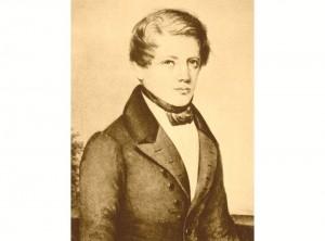 19) Otto von Bismarck 1836