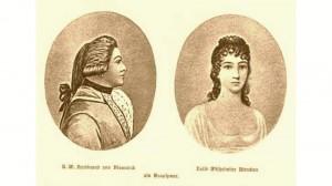 19) Rodzice Ottona von Bismarcka