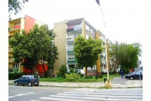 3) Miejsce, na którym stał dom rodzinny Dity Parlo - dziś