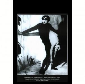 4) Plakat filmu Gabinet doktora Caligari 3