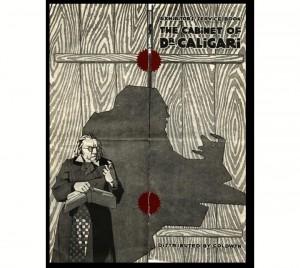 4) Plakat filmu Gabinet doktora Caligari