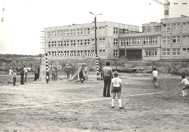Fotografie z archiwum Szczecińskiej Spółdzielni Mieszkaniowej