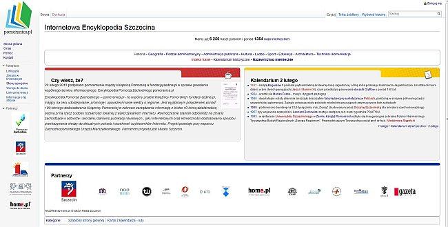 Internetowa Encyklopedia Szczecina