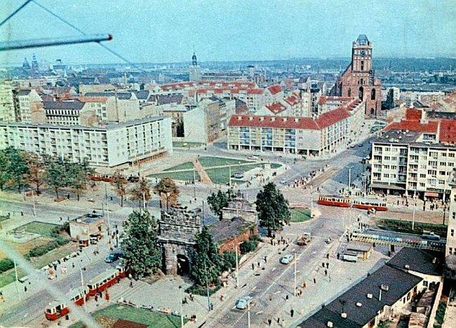 Galeria zdjęć powojennego Szczecina
