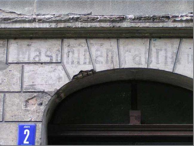 Galeria śladów przedwojennego Szczecina